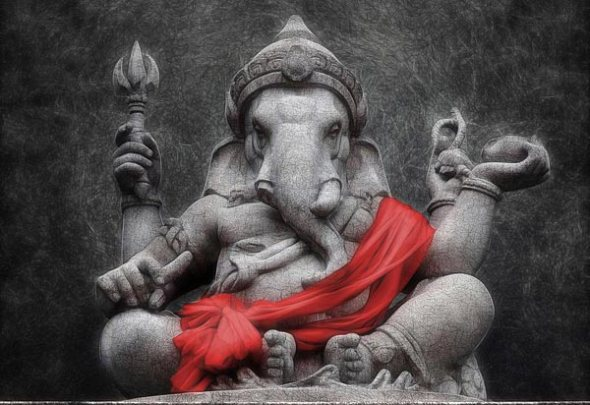 ganesha-physical-aspects