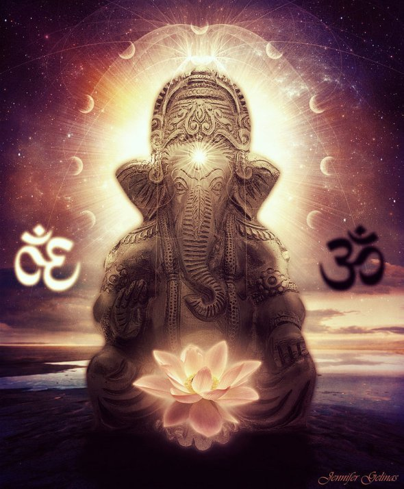 ganesha_by_dasha444-d4xo6t9